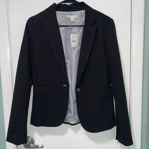 NWT Black Biz Jacket